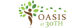 Logo of Oasis at 30th, Assisted Living, Indianapolis, IN