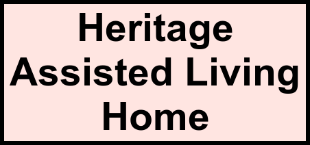 Logo of Heritage Assisted Living Home, Assisted Living, Anchorage, AK