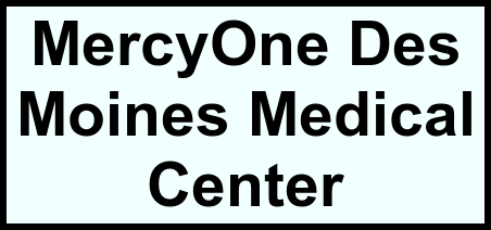 Logo of MercyOne Des Moines Medical Center, Assisted Living, Dyersville, IA