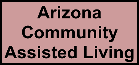 Logo of Arizona Community Assisted Living, Assisted Living, Mesa, AZ