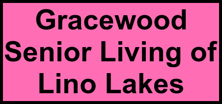 Logo of Gracewood Senior Living of Lino Lakes, Assisted Living, Memory Care, Lino Lakes, MN