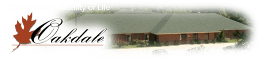 Logo of Oakdale Care Center, Assisted Living, Poplar Bluff, MO