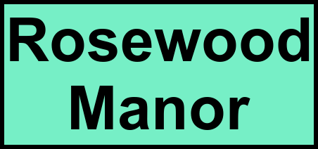 Logo of Rosewood Manor, Assisted Living, Muncie, IN