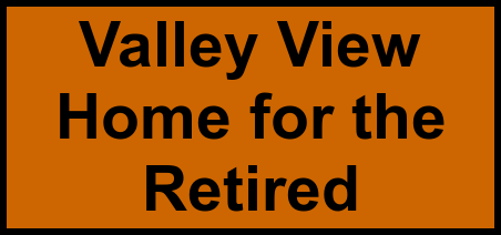 Logo of Valley View Home for the Retired, Assisted Living, Fairlee, VT