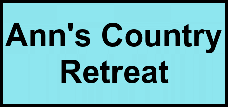 Logo of Ann's Country Retreat, Assisted Living, Wellsburg, WV