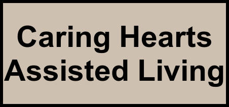 Logo of Caring Hearts Assisted Living, Assisted Living, Daytona Beach, FL