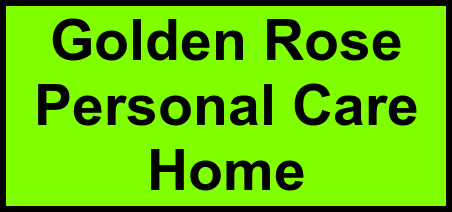 Logo of Golden Rose Personal Care Home, Assisted Living, Marietta, GA