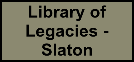 Logo of Library of Legacies - Slaton, Assisted Living, Slaton, TX