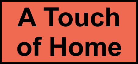 Logo of A Touch of Home, Assisted Living, Round Rock, TX