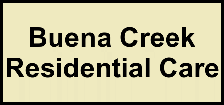 Logo of Buena Creek Residential Care, Assisted Living, Vista, CA