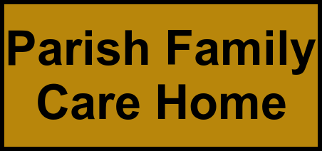 Logo of Parish Family Care Home, Assisted Living, Warsaw, NC