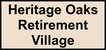 Logo of Heritage Oaks Retirement Village, Assisted Living, Corsicana, TX