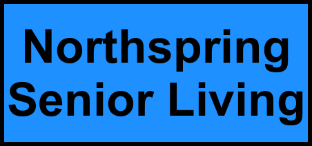 Logo of Northspring Senior Living, Assisted Living, Claxton, GA