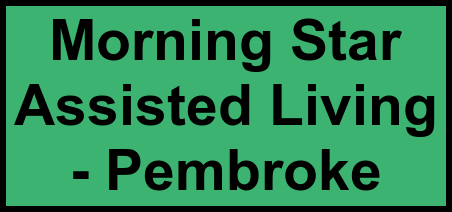 Logo of Morning Star Assisted Living - Pembroke, Assisted Living, Pembroke, NC