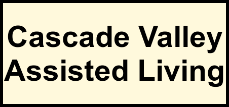 Logo of Cascade Valley Assisted Living, Assisted Living, Memory Care, Milton Freewater, OR