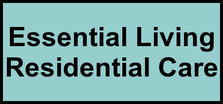 Logo of Essential Living Residential Care, Assisted Living, Rockwall, TX