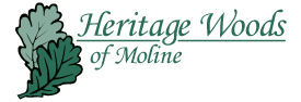 Logo of Heritage Woods of Moline, Assisted Living, Moline, IL