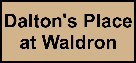 Logo of Dalton's Place at Waldron, Assisted Living, Waldron, AR