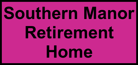 Logo of Southern Manor Retirement Home, Assisted Living, Forest City, NC