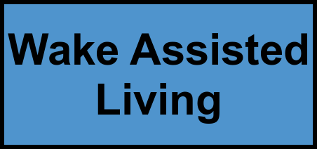 Logo of Wake Assisted Living, Assisted Living, Raleigh, NC