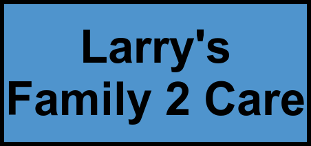 Logo of Larry's Family 2 Care, Assisted Living, Tampa, FL