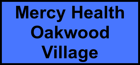 Logo of Mercy Health Oakwood Village, Assisted Living, Springfield, OH
