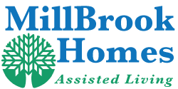 Logo of Millbrook Homes - Fillmore Circle, Assisted Living, Centennial, CO