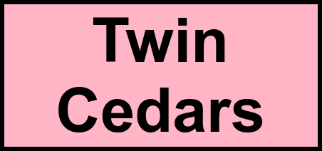 Logo of Twin Cedars, Assisted Living, Wenonah, NJ