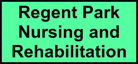 Logo of Regent Park Nursing and Rehabilitation, Assisted Living, Nursing Home, Holyoke, CO