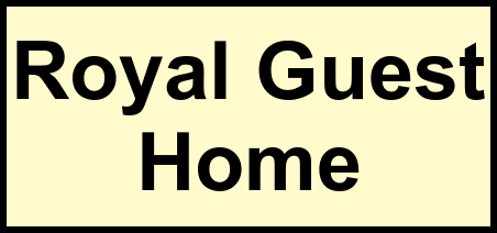 Logo of Royal Guest Home, Assisted Living, Placentia, CA