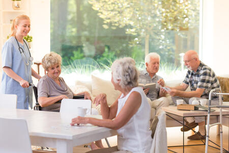 Assisted Living vs. Memory Care- Differences and Similarities.
