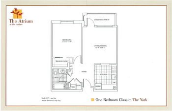 Floorplan of The Cedars Maine, Assisted Living, Nursing Home, Independent Living, CCRC, Portland, ME 10