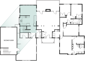Floorplan of The Highlands at Wyomissing, Assisted Living, Nursing Home, Independent Living, CCRC, Wyomissing, PA 14