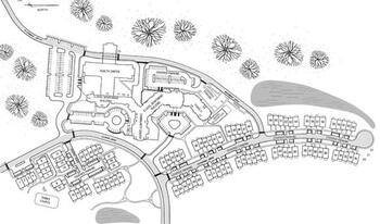 Campus Map of Westminster at Lake Ridge, Assisted Living, Nursing Home, Independent Living, CCRC, Lake Ridge, VA 3