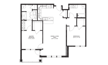Floorplan of Lakewood, Assisted Living, Nursing Home, Independent Living, CCRC, Richmond, VA 20