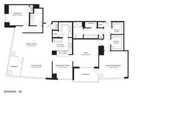 Floorplan of Saint John on the Lake, Assisted Living, Nursing Home, Independent Living, CCRC, Milwaukee, WI 8