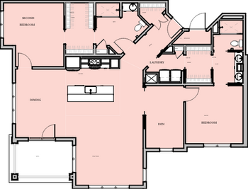 Floorplan of Patriots Colony, Assisted Living, Nursing Home, Independent Living, CCRC, Williamsburg, VA 2