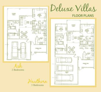 Floorplan of Golden Years, Assisted Living, Nursing Home, Independent Living, CCRC, Fort Wayne, IN 2