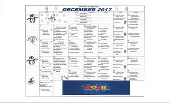 Activity Calendar of Westminster Village Muncie, Assisted Living, Nursing Home, Independent Living, CCRC, Muncie, IN 6