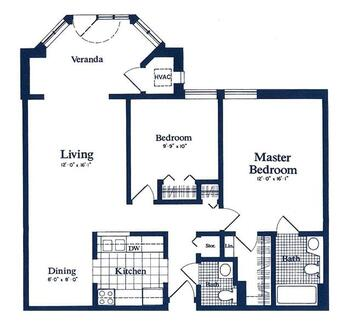 Floorplan of Ginger Cove, Assisted Living, Nursing Home, Independent Living, CCRC, Annapolis, MD 4