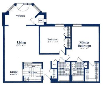 Floorplan of Ginger Cove, Assisted Living, Nursing Home, Independent Living, CCRC, Annapolis, MD 5