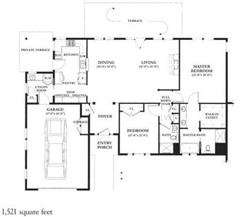 Floorplan of Piper Shores, Assisted Living, Nursing Home, Independent Living, CCRC, Scarborough, ME 1