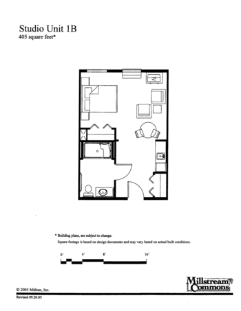 Floorplan of Three Links, Assisted Living, Nursing Home, Independent Living, CCRC, Northfield, MN 2