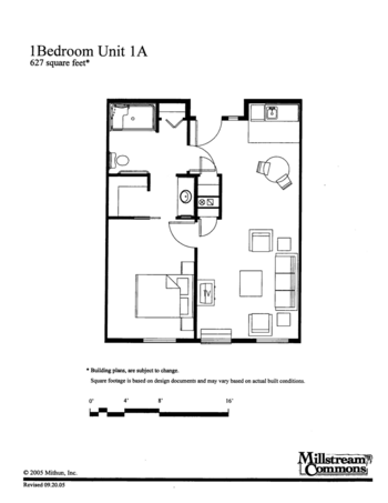 Floorplan of Three Links, Assisted Living, Nursing Home, Independent Living, CCRC, Northfield, MN 3