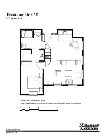 Floorplan of Three Links, Assisted Living, Nursing Home, Independent Living, CCRC, Northfield, MN 7