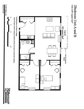 Floorplan of Three Links, Assisted Living, Nursing Home, Independent Living, CCRC, Northfield, MN 10