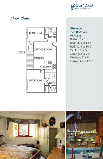 Floorplan of The Groves, Assisted Living, Nursing Home, Independent Living, CCRC, Independence, MO 1