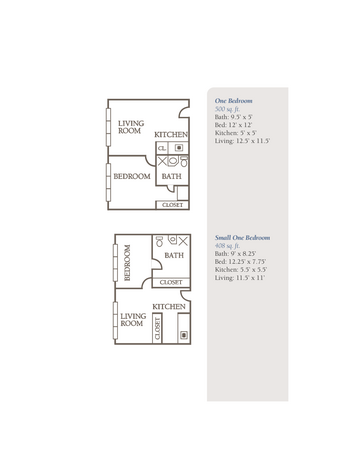 Floorplan of The Groves, Assisted Living, Nursing Home, Independent Living, CCRC, Independence, MO 15