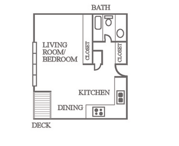 Floorplan of The Groves, Assisted Living, Nursing Home, Independent Living, CCRC, Independence, MO 5