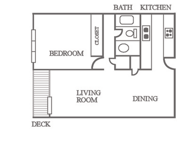 Floorplan of The Groves, Assisted Living, Nursing Home, Independent Living, CCRC, Independence, MO 6